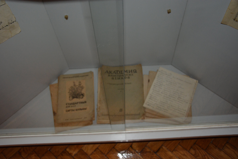 Вторая работа академика Альсмика, в которой впервые предложен стандартный ассортимент сортов картофеля